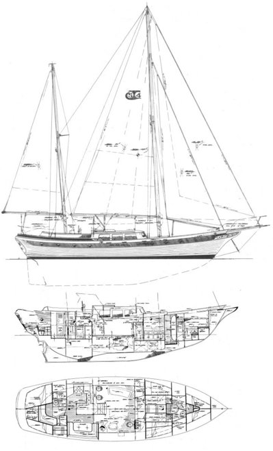 Art Line Yacht Design : The good bad old days of hand drafting yacht design