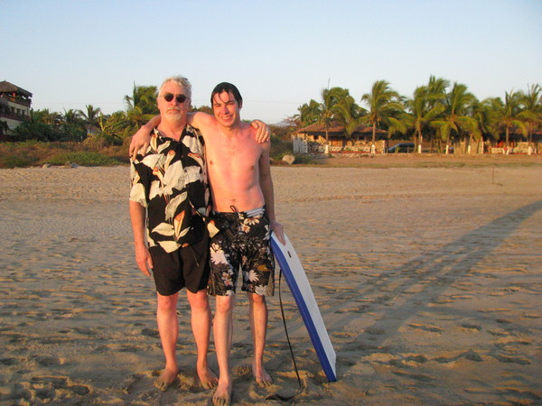 Spike and dad on beach.jpg